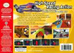 Hot Wheels Turbo Racing Box Art Back