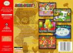 Mario Party 3 Box Art Back