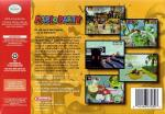 Mario Party Box Art Back