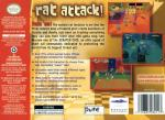 Rat Attack Box Art Back