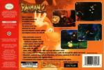 Rayman 2 - The Great Escape Box Art Back