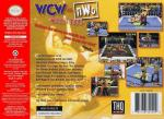 WCW vs. nWo - World Tour Box Art Back