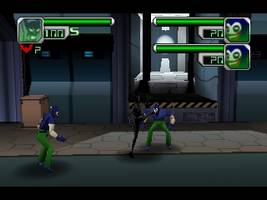 Batman Beyond - Return of the Joker Screenshot 2