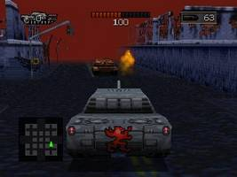 BattleTanx Screenshot 1