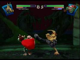 Play Clay Fighter - Sculptor's Cut online - Nintendo 64 game rom
