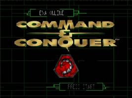 Command & Conquer Title Screen