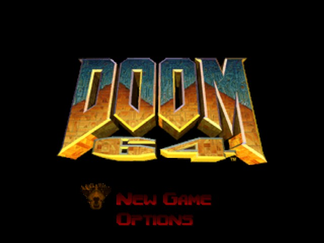 Doom 64 (pal version)
