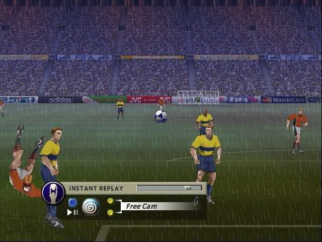 FIFA 99 Screenshot 3