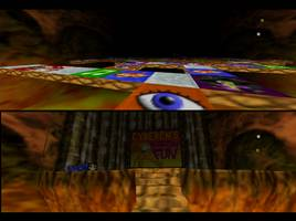 GoldenEye 007 - Banjo Kazooie Map Pack