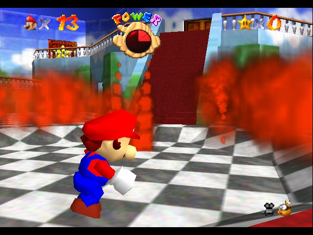 Kaizo Mario 64 Screenshot 3