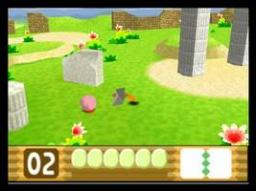 Kirby 64 - The Crystal Shards Screenshot 1