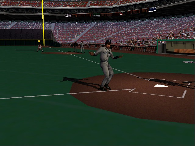 Major League Baseball Featuring Ken Griffey Jr. Screenshot 3