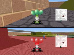 Mario Kart 64 - Multiplayer Map Pack