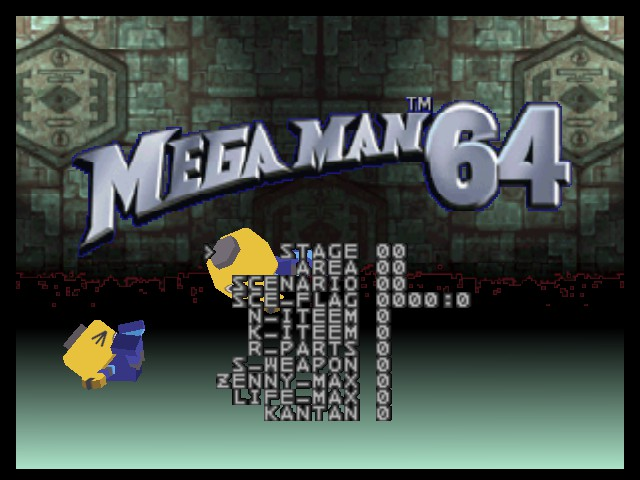 Play <b>Mega Man 64 (Debug Edition)</b> Online