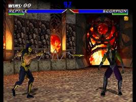 Mortal Kombat 4 Screenshot 2