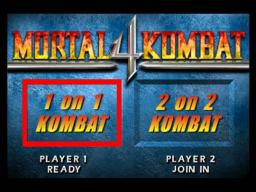 Mortal Kombat 4 Screenshot 3