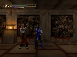 Mortal Kombat Mythologies - Sub-Zero Screenshot 1