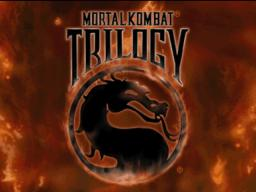 Mortal Kombat Trilogy Title Screen