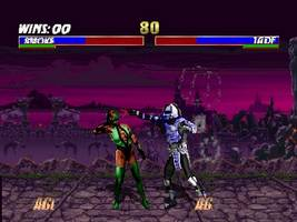 Mortal Kombat Trilogy Screenshot 2