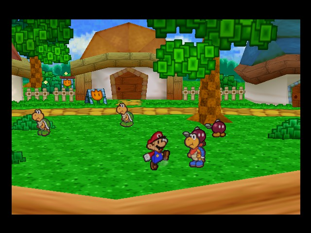 Paper Mario Screenshot 1
