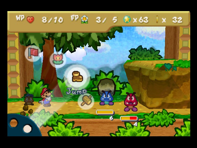 Paper Mario Screenshot 3