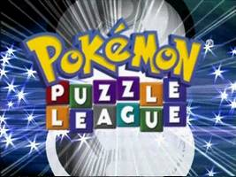 Pokemon Puzzle League Title Screen