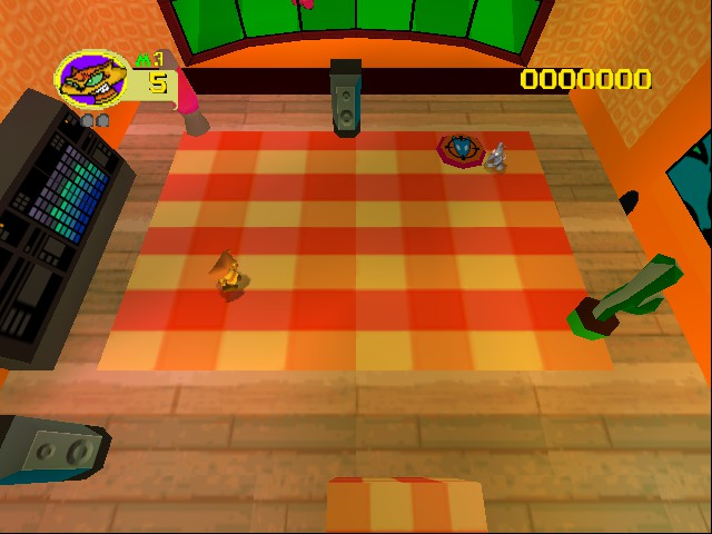 Rat Attack Screenshot 1