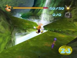 Rayman 2 - The Great Escape Screenthot 2