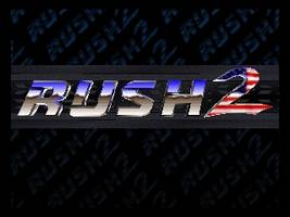 Rush 2 - Extreme Racing USA Title Screen