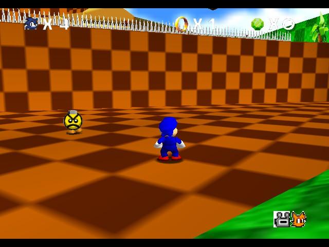Sonic Adventure 64 (C3 Demo) hack (N64) Game - Nintendo 64 Video ...