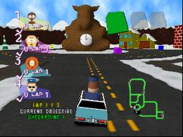 South Park Rally Screenshot 2