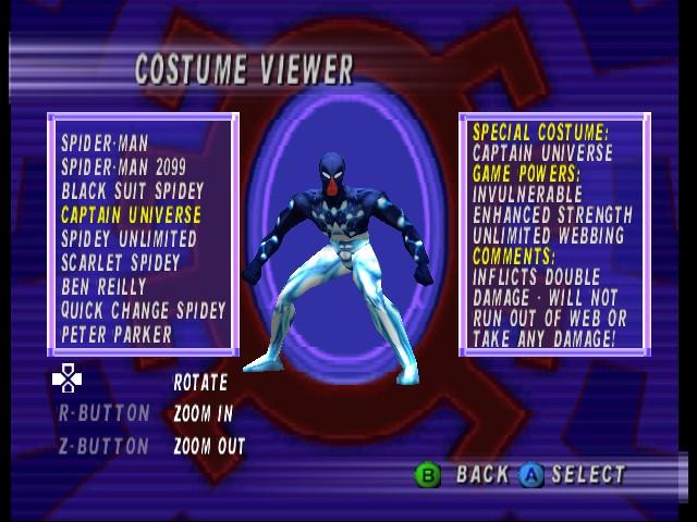 play spider man online n64 game rom   nintendo 64