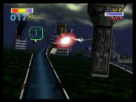 Star Fox 64 Screenshot 2