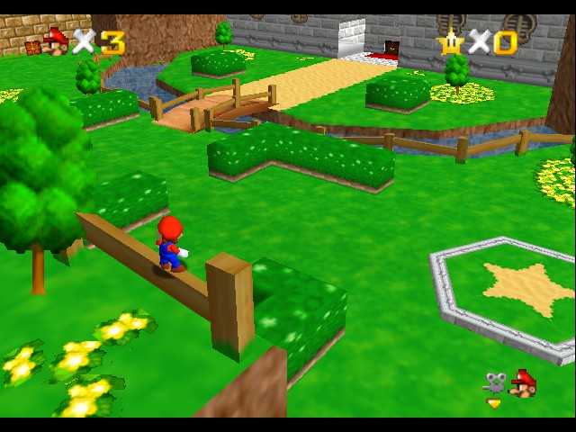 Super Mario - Missing Memories (Demo) Screenshot 1