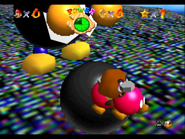 Super Mario 64 - Chaos Edition