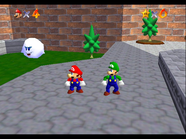 Super Mario 64 - Multiplayer 1.2