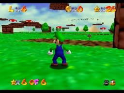 Super Mario 64 - The Missing Stars Screenshot 1