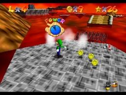 Super Mario 64 - The Missing Stars Screenthot 2