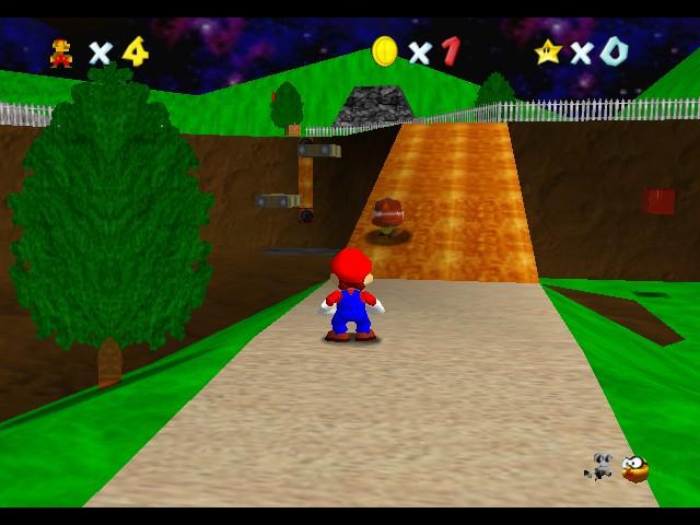 Play Super Mario Galaxy 64 (by Camden1101) Online N64 Rom Hack of ...