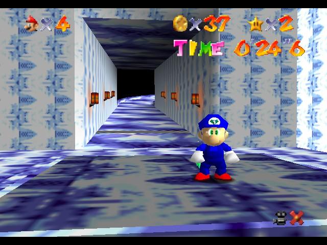 Play Super Sonic 64 Online N64 Rom Hack of Super Mario 64 - Retro ...