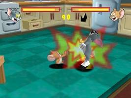 Tom and Jerry in Fists of Furry Screenshot 2