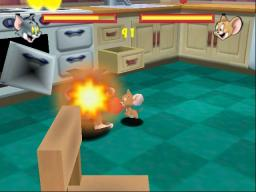 Tom and Jerry in Fists of Furry Screenshot 3