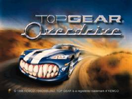 Top Gear Overdrive