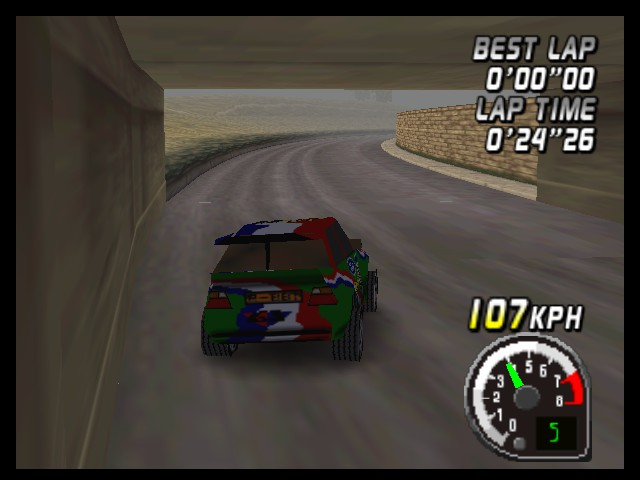 Top gear rally n64 game nintendo 64 top gear rally n64 top gear rally level coastline this is what drifting looks like user sciox Image collections
