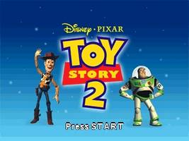 Toy Story 2 Title Screen