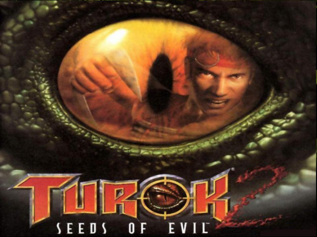 Turok 2 - Seeds of Evil (Hi-Res Graphics)