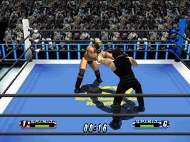Virtual Pro Wrestling 64 Screenshot 2