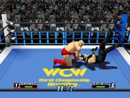 Virtual Pro Wrestling 64 Screenshot 3