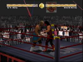 WCW Nitro Screenshot 1