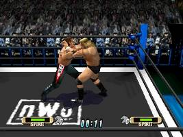 WCW vs. nWo - World Tour Screenshot 1